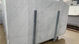 Maatwerk Carrara CD Venato Gepolijst alleen in 2 cm dik  165x290 cm