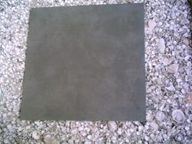 Vloertegel Bissy Grigio grijs beton 800x800x12 mm mat Prijs per m2