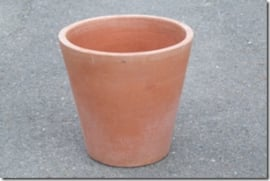 Potten: Vaso Coni Firenze  hoog 98 cm