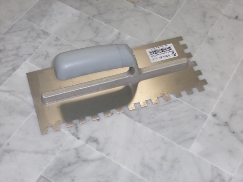 Lijmkam Professioneel 10x10x10 mm  Prijs per stuk