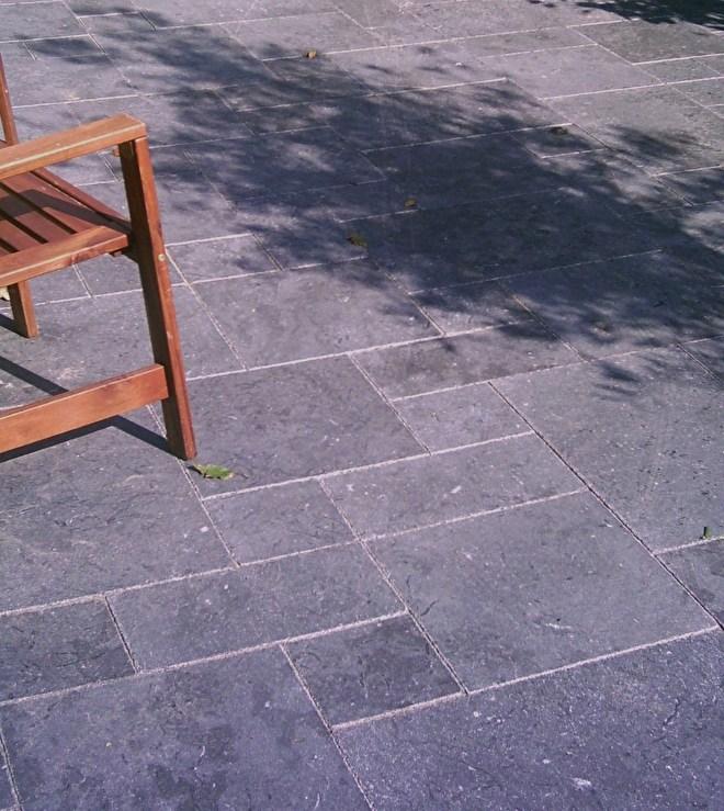 hardsteen tegels voor terras