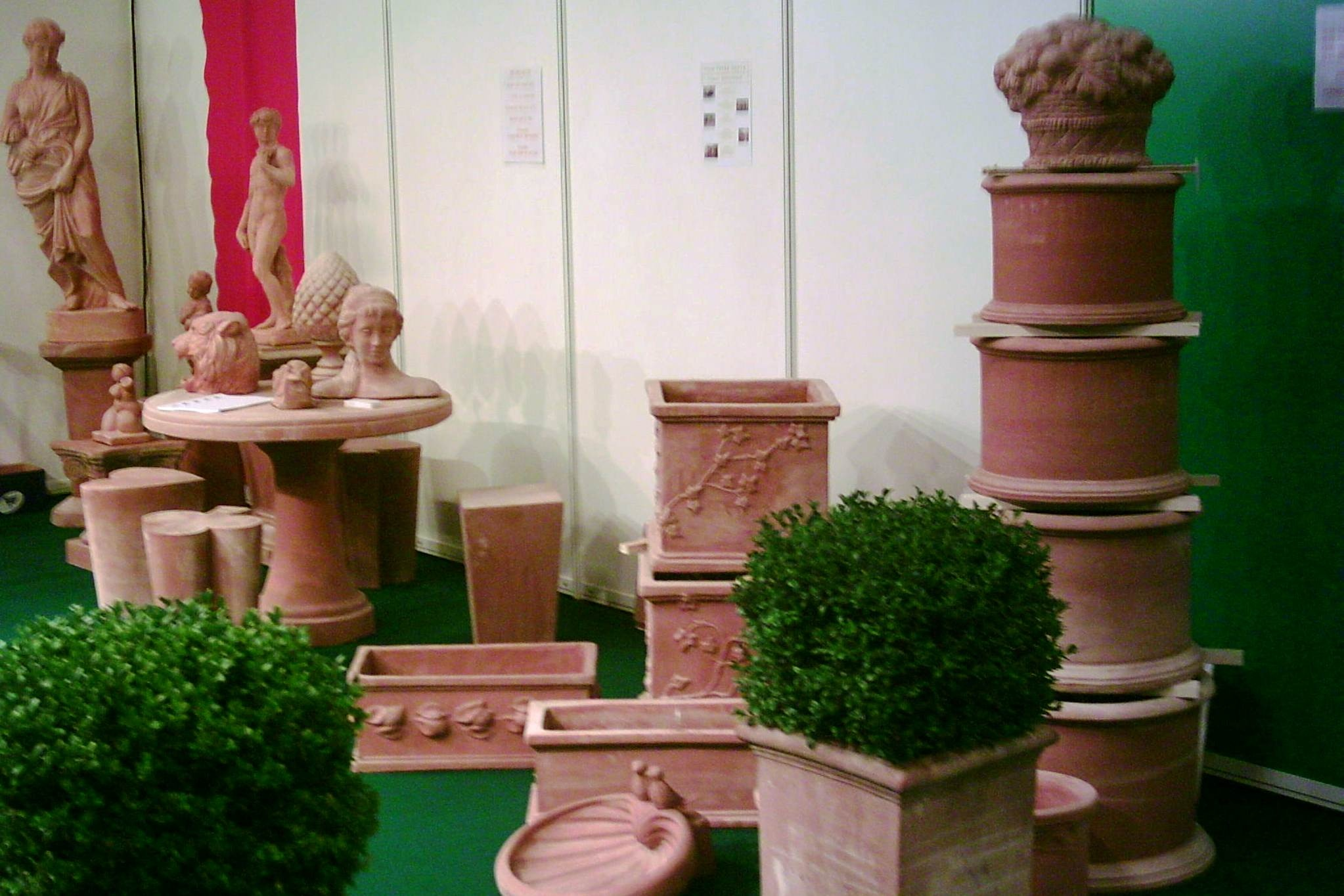 Green Expo Tuin Terra Cotta