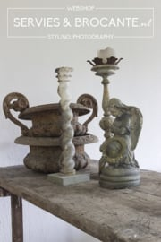 French candlestick