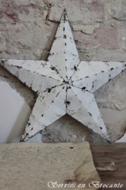 Houten ster/ Wooden star Sold