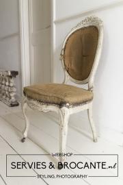 Shabby stoel Sold