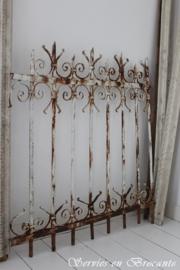 Prachtig hek/ Wonderful fence Sold