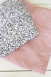 Roze deken