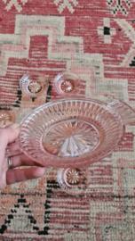 Set roze schaaltjes