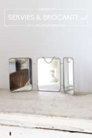 3 luik spiegel
