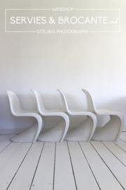 Panton Vitra chairs