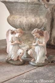 2 prachtige engeltjes/ 2 wonderful angels SOLD