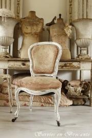 Prachtige stoel SOLD