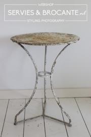 Frans tafeltje Sold