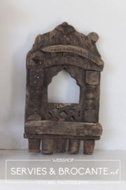 Tempeltje/lijstje