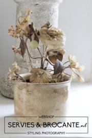 Franse stoffen bloemetjes sold