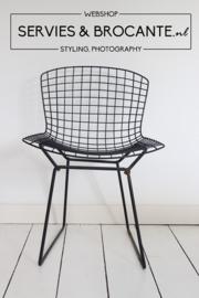 Bertoia stoel