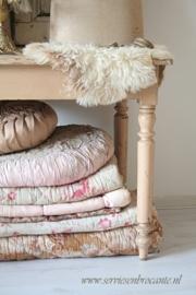 Zalmrose tafel/ old pink table SOLD