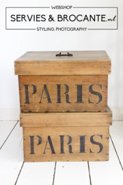 Paris boxes