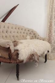 Shabby bankje/ Sofa SOLD