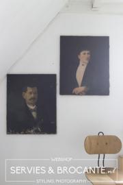 Set Franse portretten