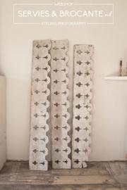 Houten friezes