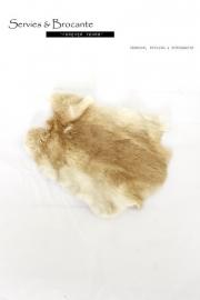 Konijnenvachtje/ Rabbit fur Sold