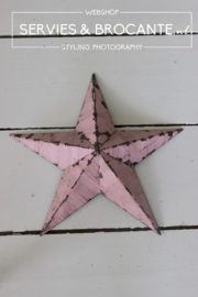 Amish barn star