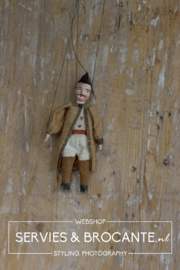 Very old puppet