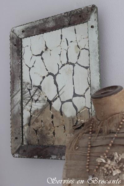 Wonderful mirror SOLD