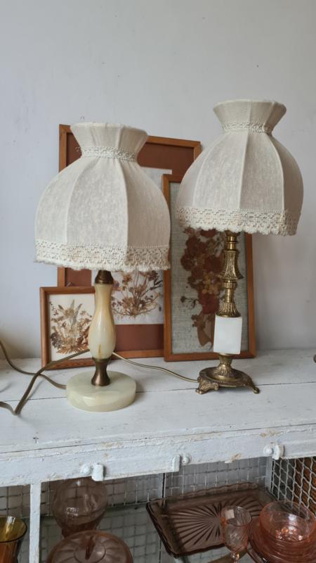 Lampje met kap