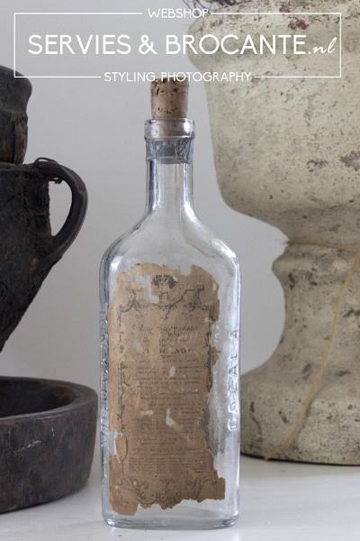 Oude fles