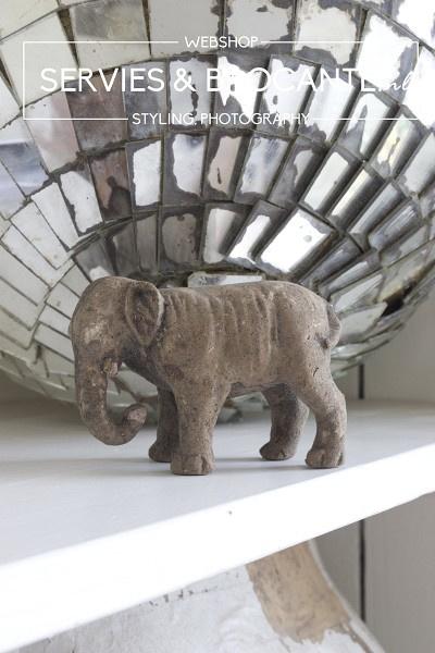 Oud olifantje