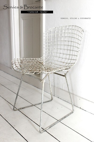 Bertoia chair Sold