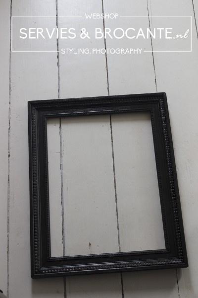 Zwart frame