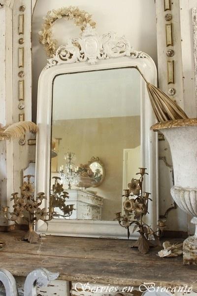 Super mooie spiegel SOLD