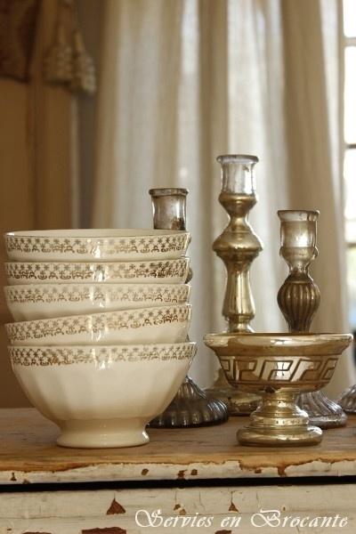 5 kommen/ bowls SOLD
