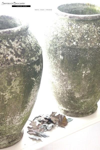 Enorme vazen/ Big vases SOLD