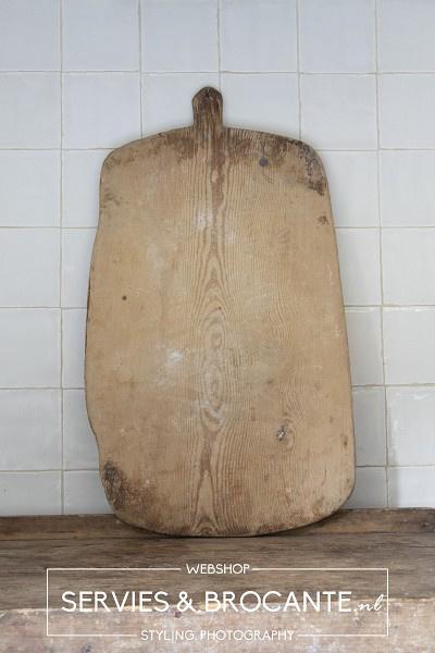 Prachtige turkse broodplank J2