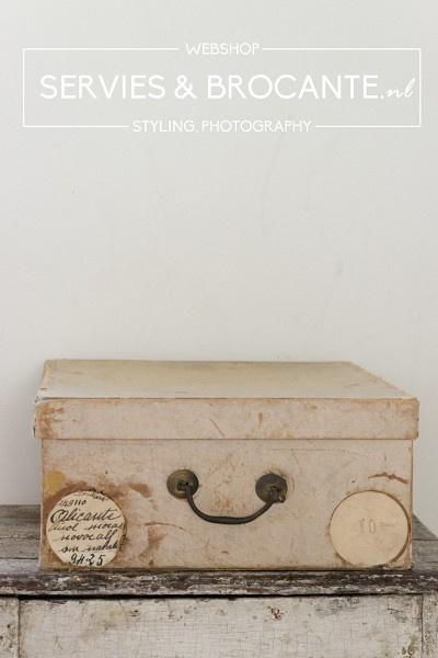 Prachtige doos