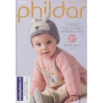 Phildar 601, baby in thema dieren