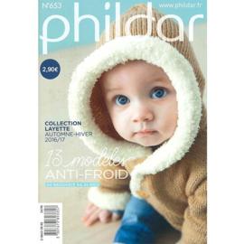 Phildar Pocket nr 653 herfst winter 2016/17