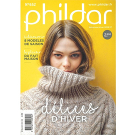 Phildar Pocket nr 652 Hefst winter 2016/17