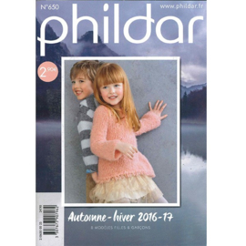 Phildar pocket nr 650