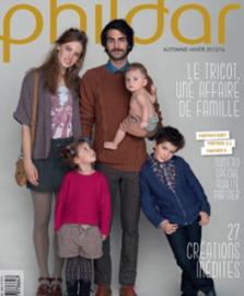 Phildar patroonboek nr 92 ( herfst winter 2013/14)