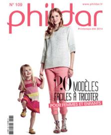 Phil patroonboek 109 ( lemte/zomer 2014