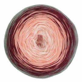 Durable verloop, grijs-rose