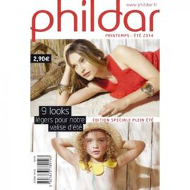 Phildar pocketboekje (lente zomer 2014)