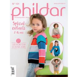 Phildar Patroonboek nr 131 Lemtezomer2016