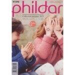 Phildar 598, vesten en gilets 2t/m 16 jaar