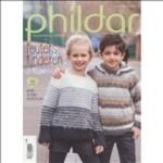 Phildar 124, herfst winter 2015-2016, peuters en kinderen